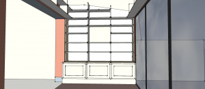 Original design for shelving and Cupboards